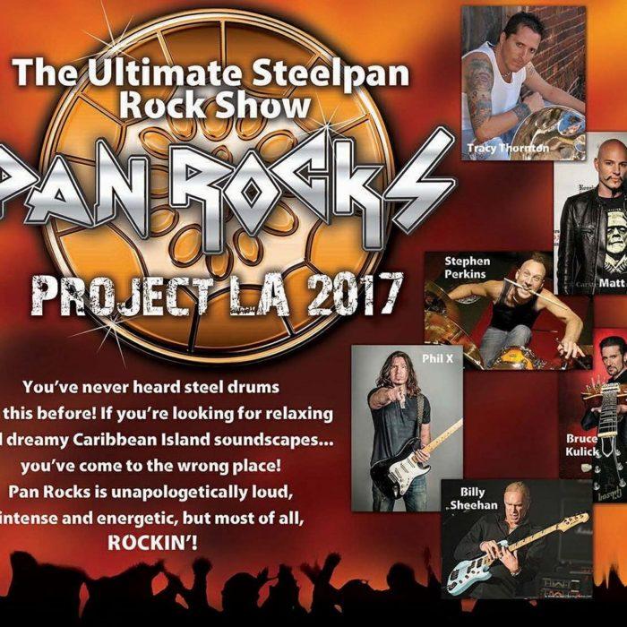 Pan Rocks Project LA